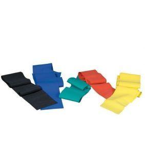 Banda elastica pentru exercitii MSD rezistenta special tare